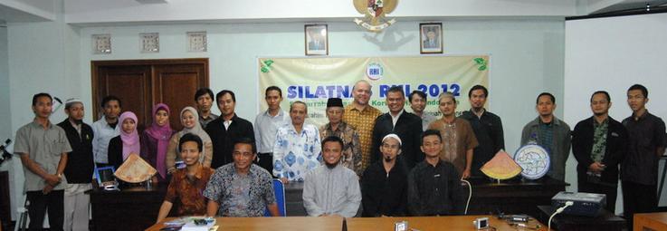Silatnas RHI 2012